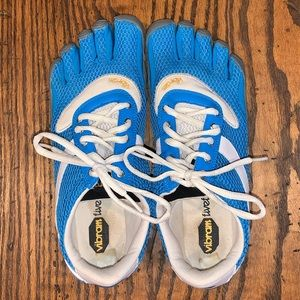 Vibram 5 Finger Shoes
